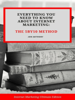 Everything you Need to Know About Internet Marketing