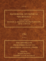 The Cerebellum: From Embryology to Diagnostic Investigations: Handbook of Clinical Neurology Series