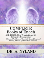 Complete Books of Enoch