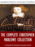The Complete Christopher Marlowe Collection