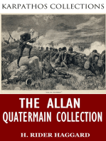 The Allan Quatermain Collection