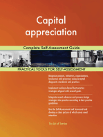 Capital appreciation Complete Self-Assessment Guide