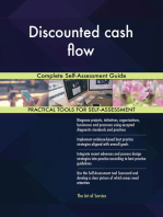 Discounted cash flow Complete Self-Assessment Guide
