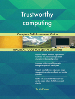 Trustworthy computing Complete Self-Assessment Guide