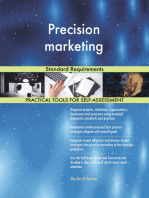 Precision marketing Standard Requirements