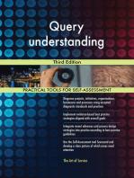 Query understanding Third Edition