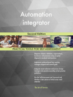 Automation integrator Second Edition