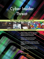 Cyber Insider Threat The Ultimate Step-By-Step Guide