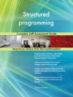 Structured programming Complete Self-Assessment Guide