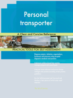 Personal transporter A Clear and Concise Reference