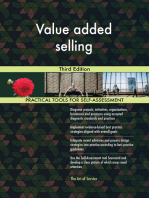 Value added selling Third Edition