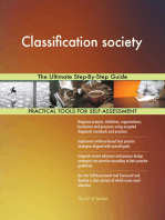 Classification society The Ultimate Step-By-Step Guide