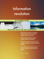 Information revolution A Complete Guide
