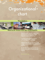 Organizational chart Third Edition