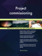 Project commissioning Third Edition