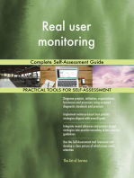 Real user monitoring Complete Self-Assessment Guide