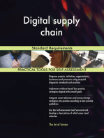 Digital supply chain Standard Requirements