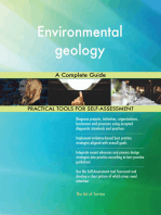 Environmental geology A Complete Guide
