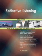 Reflective listening Third Edition