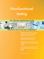 Non-functional testing The Ultimate Step-By-Step Guide