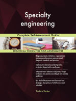 Specialty engineering Complete Self-Assessment Guide