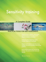 Sensitivity training A Complete Guide