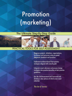 Promotion (marketing) The Ultimate Step-By-Step Guide