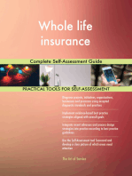 Whole life insurance Complete Self-Assessment Guide