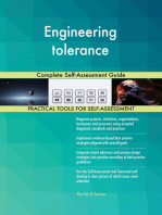 Engineering tolerance Complete Self-Assessment Guide