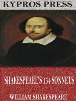 William Shakespeare's 154 Sonnets
