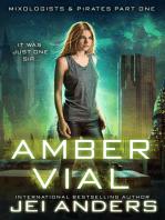 Amber Vial
