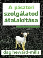 A pásztori szolgálatod átalakítása