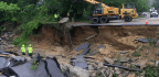 More Rain, More Development Spell Disaster For Some U.S. Cities