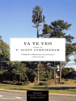 Ya Te Veo: Poems