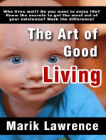 The Art of Good Living