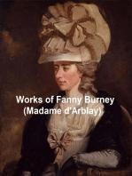 Works of Fanny Burney