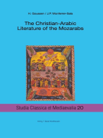 The Christian-Arabic Literature of the Mozarabs
