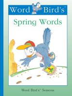 Word Bird's Spring Words