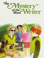 The Mystery of the Blind Writer