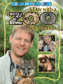 A Day with a Zoo Veterinarian