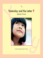 Yesterday and the Letter Y