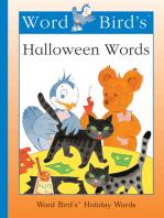 Word Bird's Halloween Words