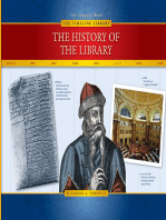 The History of the Library
