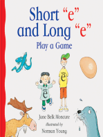 Short 'e' and Long 'e' Play a Game