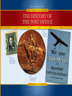 The History of the Post Office
