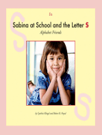 Sabina at School and the Letter S