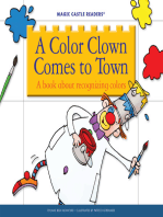 A Color Clown Comes to Town
