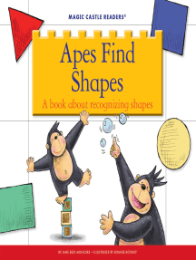 Apes Find Shapes: A Book about Recognizing Shapes