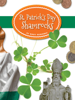 St. Patrick's Day Shamrocks
