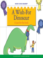 A Wish-For Dinosaur